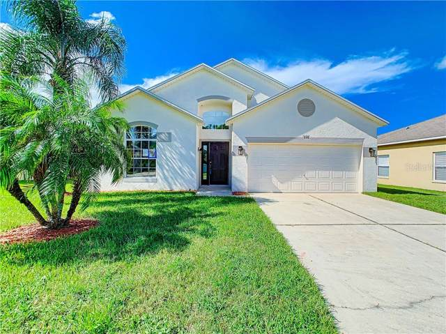 226 Clydesdale Circle, Sanford, FL 32773 (MLS #O5807963) :: Kendrick Realty Inc