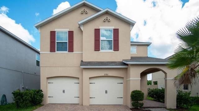 2781 Monticello Way, Kissimmee, FL 34741 (MLS #O5807969) :: The Duncan Duo Team