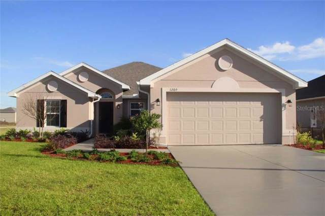 809 Chestnut Drive, Fruitland Park, FL 34731 (MLS #O5808164) :: Premium Properties Real Estate Services