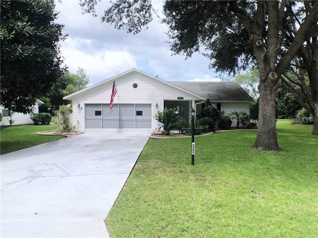 2402 Greenlaw Court, Leesburg, FL 34788 (MLS #O5808315) :: Cartwright Realty