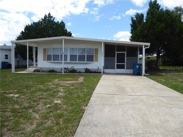 9203 Fontaine Drive, Brooksville, FL 34613 (MLS #O5808845) :: Cartwright Realty