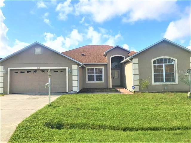 143 Brixham Court, Kissimmee, FL 34758 (MLS #O5809148) :: Premium Properties Real Estate Services