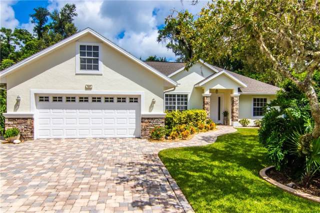 727 Aldenwood Trail, New Smyrna Beach, FL 32168 (MLS #O5809165) :: Florida Life Real Estate Group