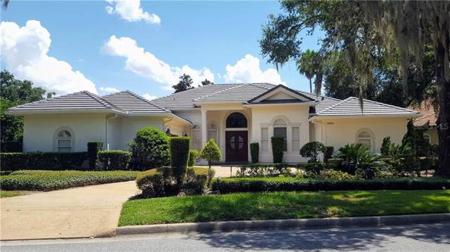 9707 Green Island Cove, Windermere, FL 34786 (MLS #O5809209) :: Florida Real Estate Sellers at Keller Williams Realty