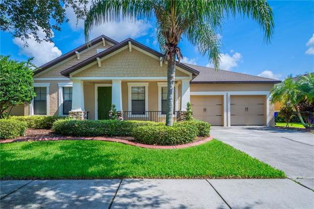 3845 Marietta Way, Saint Cloud, FL 34772 (MLS #O5809261) :: The Duncan Duo Team
