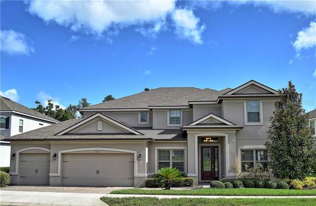 918 Sherbourne Circle, Lake Mary, FL 32746 (MLS #O5809273) :: Griffin Group