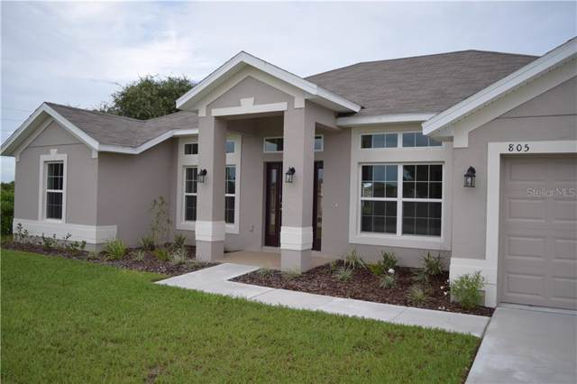 899 Fraser Drive, Poinciana, FL 34759 (MLS #O5809394) :: RE/MAX Realtec Group