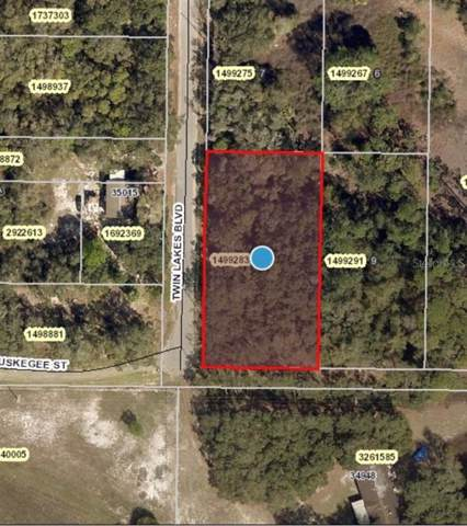 Lot 8 Twin Lakes Boulevard, Leesburg, FL 34788 (MLS #O5809402) :: Team Bohannon Keller Williams, Tampa Properties