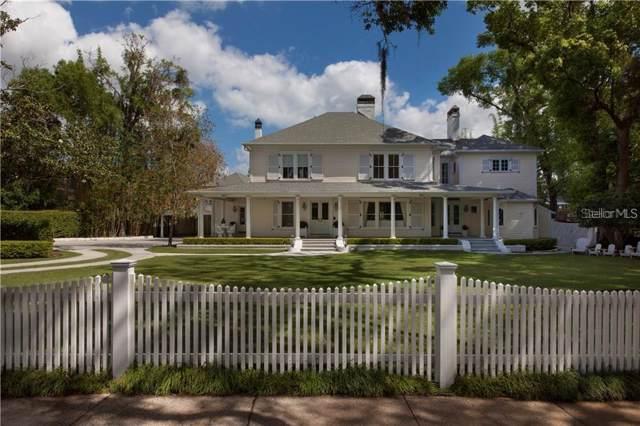 433 E New England Avenue, Winter Park, FL 32789 (MLS #O5809404) :: Gate Arty & the Group - Keller Williams Realty Smart