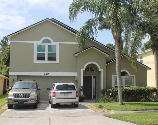 260 Lynn Street, Oviedo, FL 32765 (MLS #O5809509) :: Premium Properties Real Estate Services