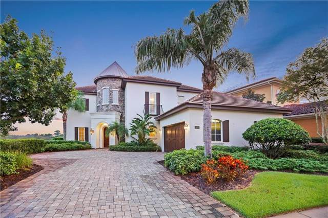 7805 Palmilla Court, Reunion, FL 34747 (MLS #O5809595) :: RE/MAX Realtec Group
