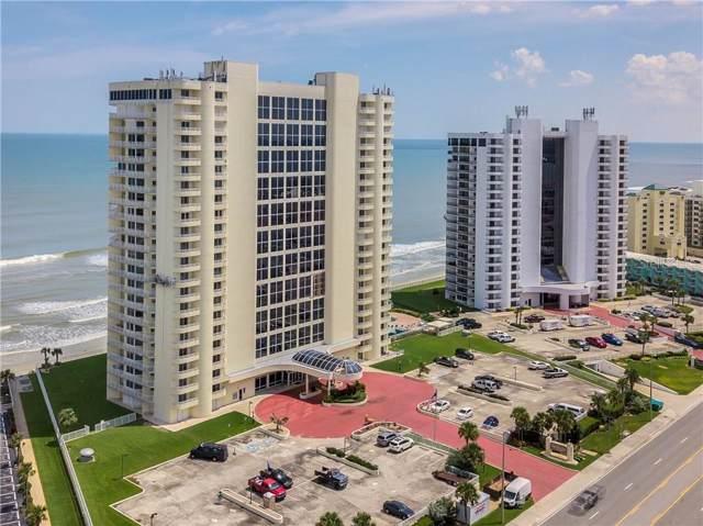 2545 S Atlantic Avenue #1707, Daytona Beach Shores, FL 32118 (MLS #O5809608) :: Florida Life Real Estate Group