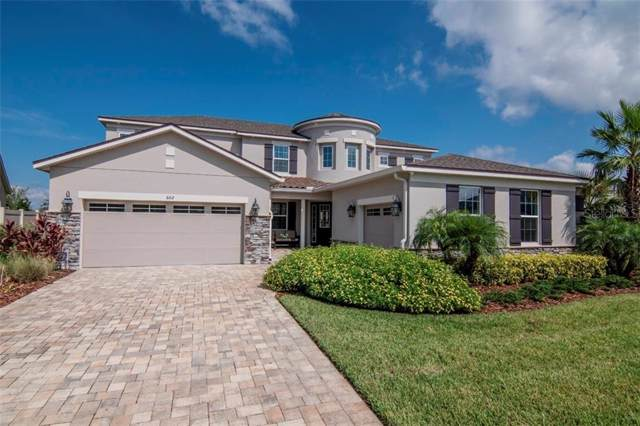 602 Oxford Chase Drive, Winter Garden, FL 34787 (MLS #O5809664) :: Cartwright Realty