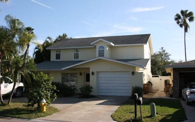 201 10TH Avenue, Indian Rocks Beach, FL 33785 (MLS #O5809696) :: Lockhart & Walseth Team, Realtors