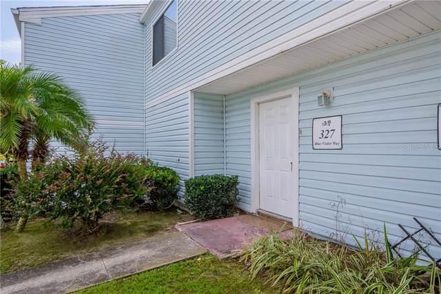 327 Blue Violet Way #327, Altamonte Springs, FL 32701 (MLS #O5809847) :: Bustamante Real Estate
