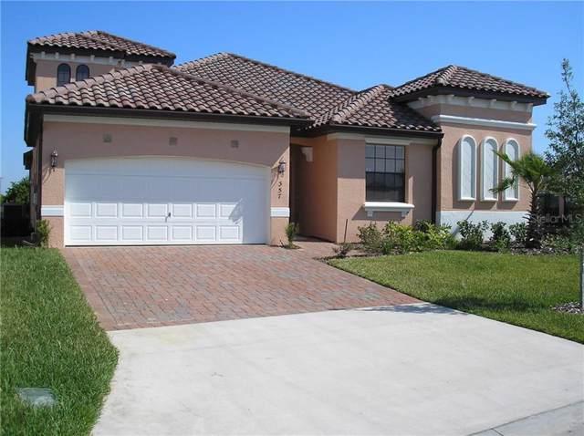 357 Villa Sorrento Circle, Haines City, FL 33844 (MLS #O5810010) :: Team Vasquez Group