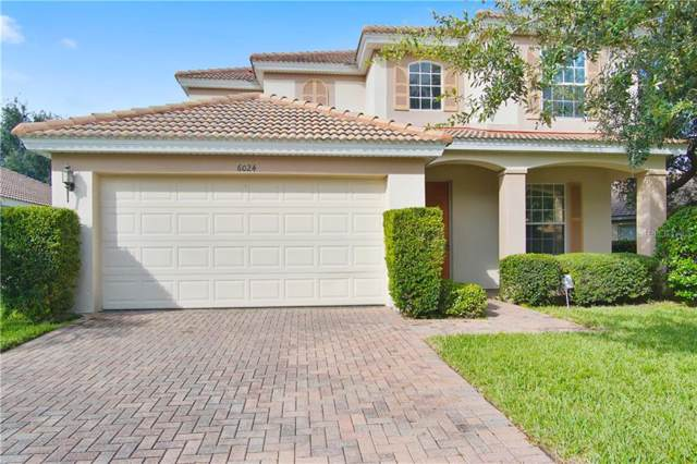 6024 Froggatt Street, Orlando, FL 32835 (MLS #O5810017) :: The Duncan Duo Team