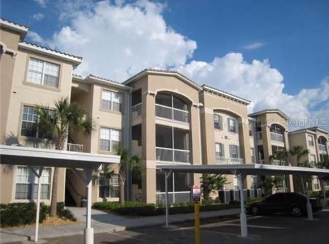 3001 Laurel Park Lane #105, Kissimmee, FL 34741 (MLS #O5810104) :: The Light Team