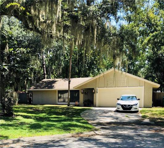 709 Thistle Place, Winter Springs, FL 32708 (MLS #O5810414) :: Ideal Florida Real Estate