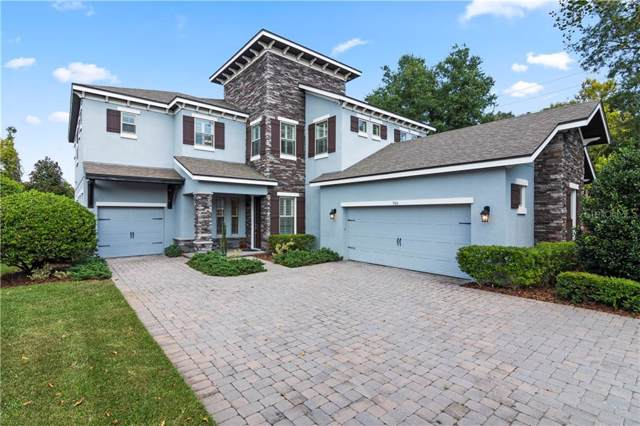 906 Sherbourne Circle, Lake Mary, FL 32746 (MLS #O5810519) :: Premium Properties Real Estate Services