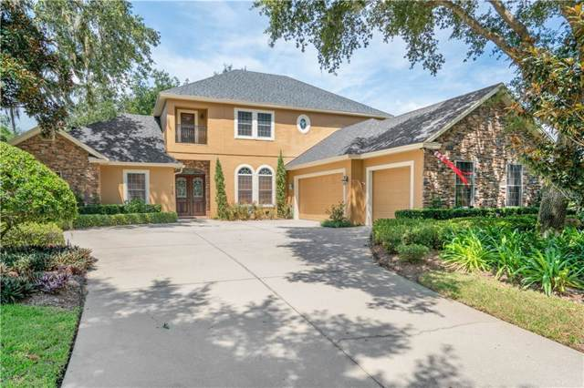 4528 Old Carriage Trail, Oviedo, FL 32765 (MLS #O5810557) :: The Duncan Duo Team
