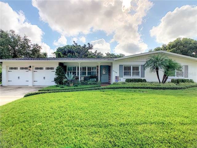 2126 Howard Drive, Winter Park, FL 32789 (MLS #O5810711) :: Griffin Group
