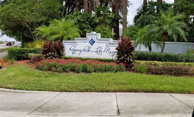 2561 Grassy Point Drive #205, Lake Mary, FL 32746 (MLS #O5810945) :: Bustamante Real Estate