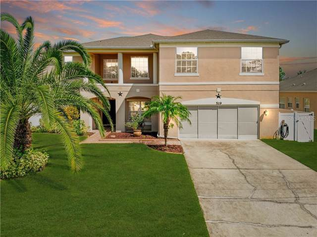 519 Elbridge Place, Kissimmee, FL 34758 (MLS #O5810949) :: Bustamante Real Estate