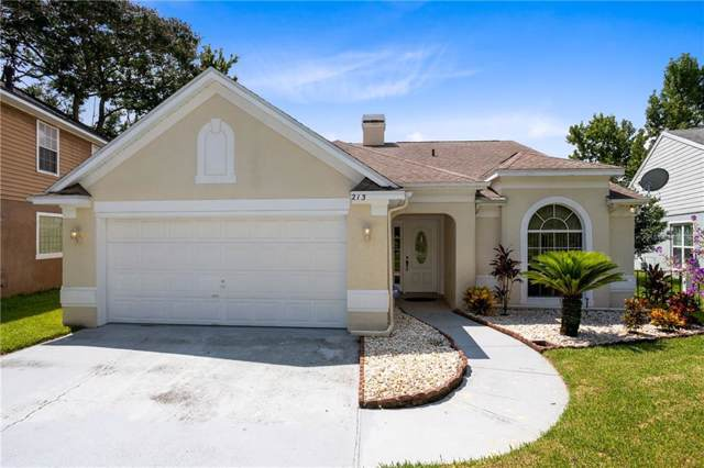 213 Oak Park Place, Casselberry, FL 32707 (MLS #O5811021) :: Lockhart & Walseth Team, Realtors