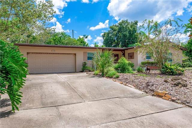 1105 Strathmore Drive, Orlando, FL 32806 (MLS #O5811082) :: The Duncan Duo Team
