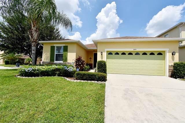 643 Alfani Street, Davenport, FL 33896 (MLS #O5811158) :: Ideal Florida Real Estate