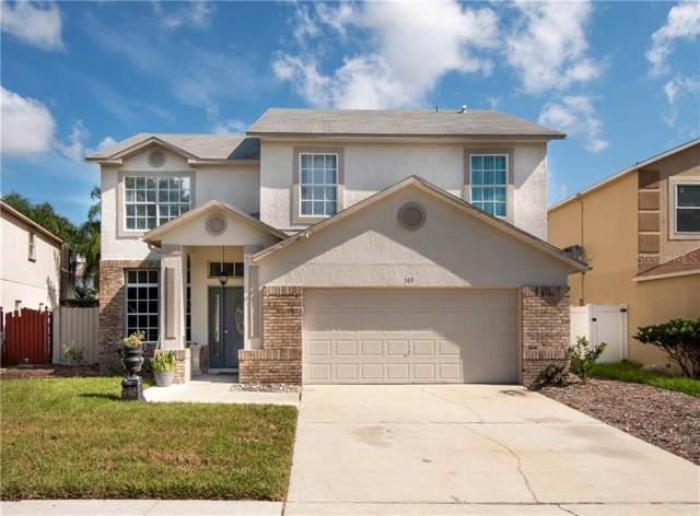 143 Knights Hollow Drive, Apopka, FL 32712 (MLS #O5811165) :: Griffin Group
