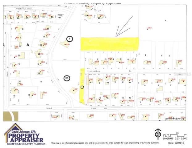 Jennifer Estates Lot, Longwood, FL 32779 (MLS #O5811187) :: Gate Arty & the Group - Keller Williams Realty Smart