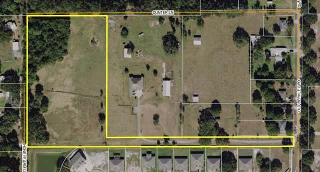 4912 Old Berkley Road, Auburndale, FL 33823 (MLS #O5811358) :: Griffin Group
