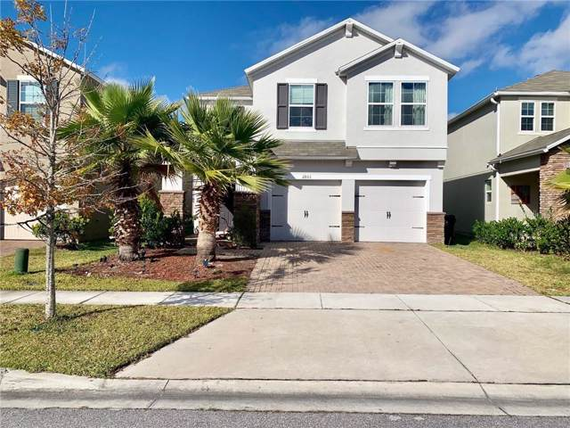 2803 Monticello Way, Kissimmee, FL 34741 (MLS #O5811379) :: The Nathan Bangs Group