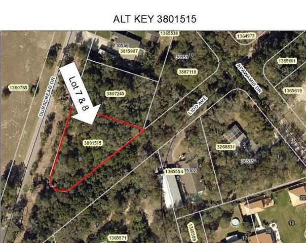 Lot 7, 8 Dubsdread Drive, Mount Plymouth, FL 32776 (MLS #O5811406) :: Burwell Real Estate