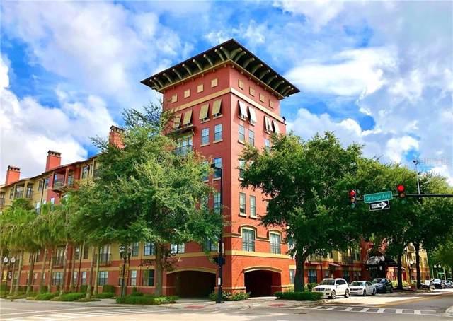 911 N Orange Avenue #411, Orlando, FL 32801 (MLS #O5811479) :: The Figueroa Team