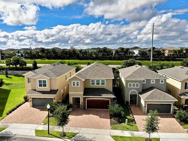 270 Pendant Court #270, Kissimmee, FL 34747 (MLS #O5811563) :: Ideal Florida Real Estate