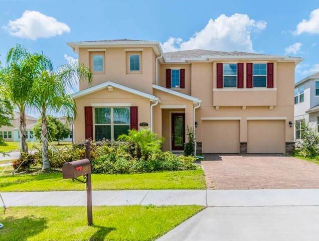 9201 Reflection Pointe Drive, Windermere, FL 34786 (MLS #O5811612) :: Bustamante Real Estate