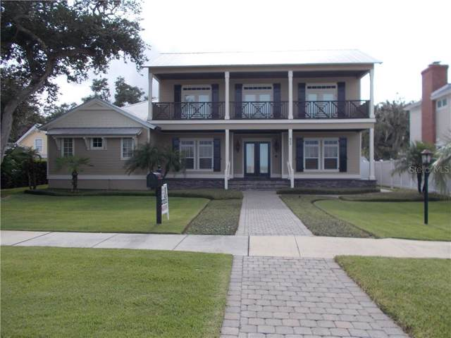 Address Not Published, New Smyrna Beach, FL 32168 (MLS #O5811637) :: Armel Real Estate