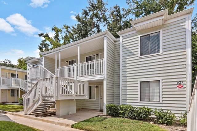 627 Delaney Avenue #15, Orlando, FL 32801 (MLS #O5811687) :: Florida Real Estate Sellers at Keller Williams Realty