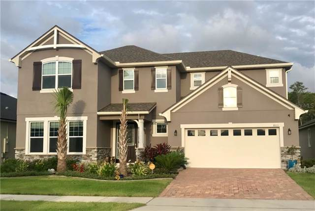 8113 Gamemaster Avenue, Orlando, FL 32832 (MLS #O5811857) :: Rabell Realty Group