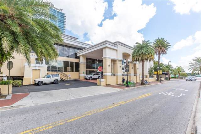 151 E Washington Street #405, Orlando, FL 32801 (MLS #O5811881) :: The Duncan Duo Team