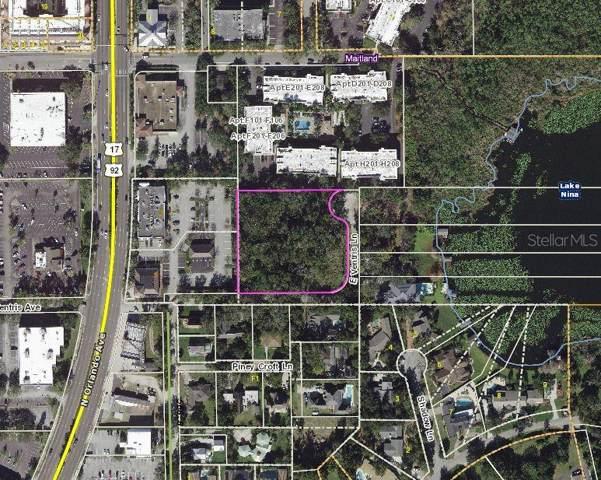 E Ventris Lane, Maitland, FL 32751 (MLS #O5811892) :: Rabell Realty Group