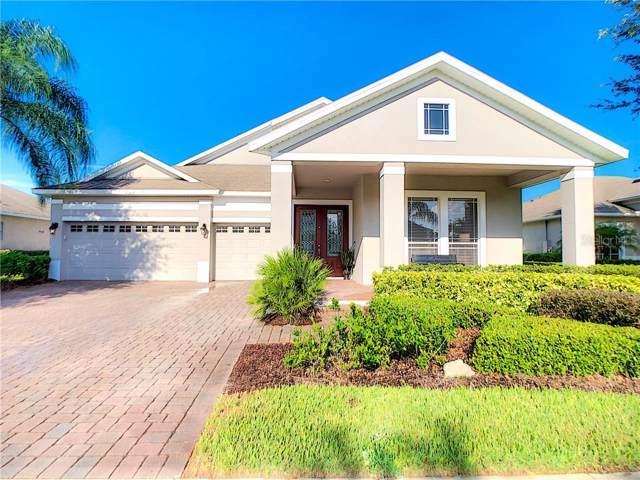 1830 Burdock Drive, Winter Garden, FL 34787 (MLS #O5811946) :: Godwin Realty Group