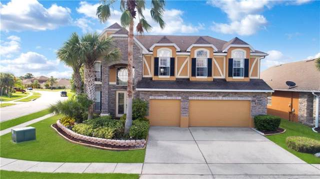 2100 Putter Place, Kissimmee, FL 34746 (MLS #O5812098) :: Gate Arty & the Group - Keller Williams Realty Smart