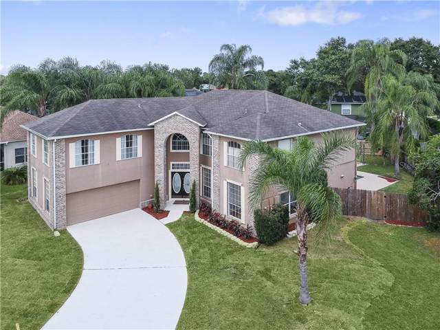 2441 Turnberry Drive, Oviedo, FL 32765 (MLS #O5812146) :: Team Bohannon Keller Williams, Tampa Properties