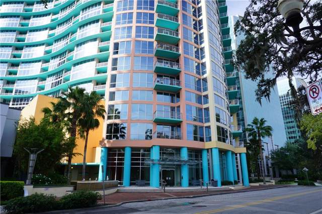 322 E Central Boulevard #1406, Orlando, FL 32801 (MLS #O5812154) :: 54 Realty