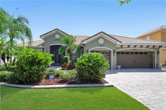 3515 Valleyview Drive, Kissimmee, FL 34746 (MLS #O5812226) :: The Nathan Bangs Group