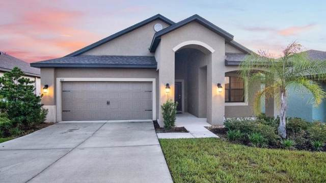 611 Silverthorn Place, Groveland, FL 34736 (MLS #O5812251) :: The Duncan Duo Team